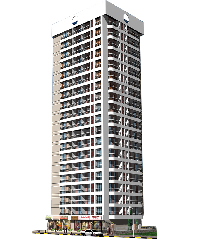 Ameya Building residential project in Girgaon East Mumbai